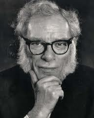 No disputing Asimov's chops . . . as a writer