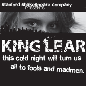 Maybe King Lear actually IS the future of haunted attractions